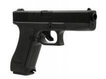 KWC G7 Gas blowback G17 airsoft gun in black