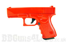 Galaxy G15 Full Metal pistol bb gun in Orange
