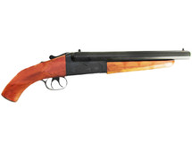 HWASAN Double Barrel Shotgun