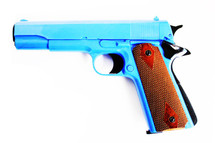 HFC HG 121 Gas pistol in blue