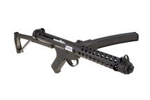 S&T Sterling L2A1 Submachine Gun Airsoft in Black