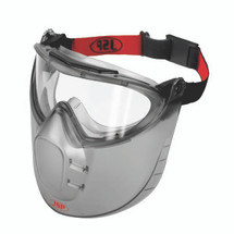 Stealth 9200 Airsoft Flip up Faceshield Mask With Goggles