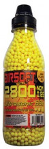 Ultrasonic bb pellets 2800 X 0.12 Yellow