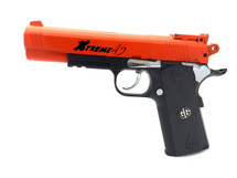 G&G Xtreme 45 Full Metal CO2 Airsoft Pistol in Orange