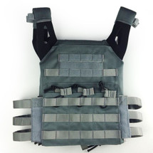 WoSport JPC Plate Carrier Tactical Vest in Grey