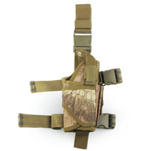 BV Tactical Leg Holster in Nomad Camo