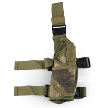 BV Tactical Leg Holster in A-TACS Camo