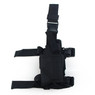 Drop Leg Holster in Black from bv tactical