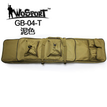 WoSport 120CM Rifle Gun Bag in Desert Tan
