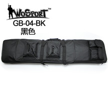 WoSport 120CM Rifle Gun Bag in Black