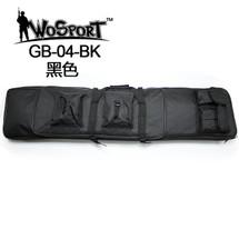 WoSport 120CM Rifle Gun Bag in Black