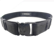 "Blackhawk 2"" Web Duty Belt with Loop Inner in Black"