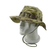 BV Tactical Military Boonie Hat V1 A-TACS Highlander Camo