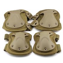 BV Tactical Safety Elbow & Knee Pad Set V3 Tan