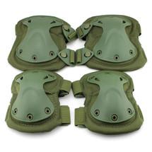 BV Tactical Safety Elbow & Knee Pad Set V3 OD