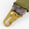 WoSport One Point Nylon Military Airsoft Gun Sling clip