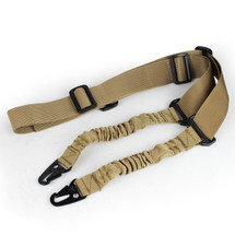 WoSport Two Point Gun Sling in Tan