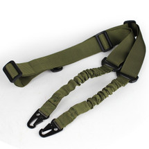 WoSport Two Point Gun Sling in Olive Drab