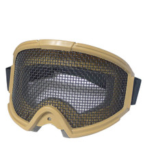 BV Tactical Tactical Gear Mesh Goggle Tan