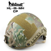 Wo Sport Airsoft FAST Helmet-MH Type in Multi Cam