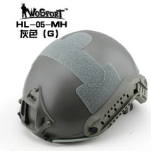 Wo Sport Airsoft FAST Helmet-MH Type in Grey