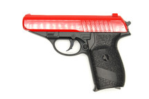 GALAXY G3 METAL SPRINGER PPK PISTOL (RED)