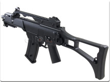 Jing Gong G608 Replica of G36K AEG Rifle in blue