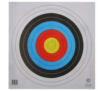 10 archery paper  targets  40x40