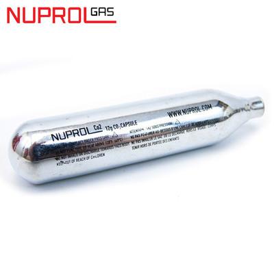 nuprol CO2 Capsule gas