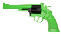 Blackviper Gas Revolver With Mid Size Barrel in green