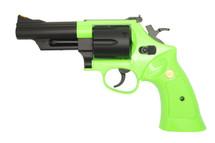 Zombie Army M29 Gas Revolver Radioactive Green