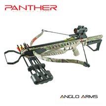 Anglo Arms Panther Tactical Crossbow Set 175lb with Red Dot Sight in Camo