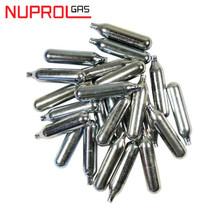 Nuprol CO2 Cartridge 400 x 12g