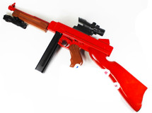 Vigor 8904A M1A1 Spring Rifle with stick mag in Red