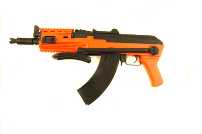 Bulldog Ak47d V3 Airsoft Gun with metal foldable stock