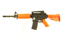 Bulldog M4a1 Airsoft Gun with Removable Carry Handle
