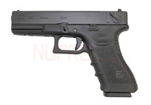 WE EU18C GEN 3 Pistol in Black