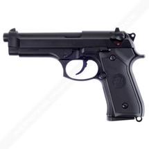 WE M92 GEN 2 GBB Pistol in Black
