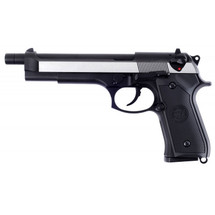 WE M92 Special Type A GBB Full Metal in Black