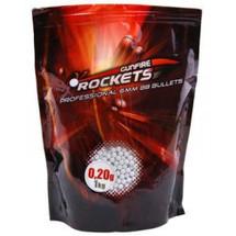 Rockets Professional  0.20g x 5000 BB pellets in 1kg Bag