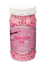 G&G Perfect BB pellets 0.20 g X 2400 pieces in pink