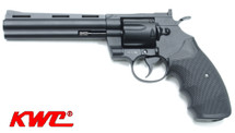 KWC PYTHON .357 6 inch Revolver in Black