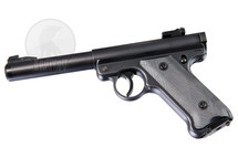 KJ Works Ruger MK1 Gas pistol in Black