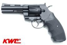 KWC PYTHON .357 4 inch Revolver in Black