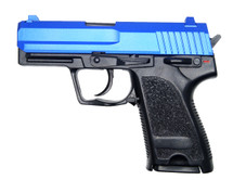 Y&P P8 USP Heavy Weight Spring Pistol in Blue