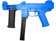 AY Spectre M4 SMG Airsoft Gun AEG in Blue