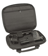 Swiss Arms Soft Twin Pistol Case in black