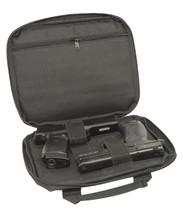 Swiss Arms Soft Twin Pistol Case in black