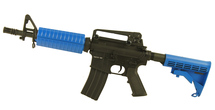 CYMA CM018 Airsoft Rifle with carry handle in Blue