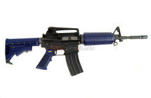 WE M4A1 Electric Rifle in Blue